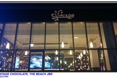Vintage Chocolate Lounge - The Beach JBR